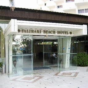 Mitsis Faliraki Beach Resort 4*
