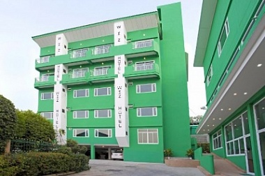 Wiz Hotel Pattaya 3*